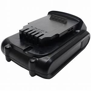 Dewalt Battery Compatibility Chart 20v Battery For Dewalt Dcd790d2 Dcr018 Dcs355d1 Dcs391b