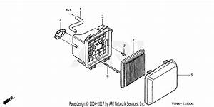 Honda Hrr216k2 Sdaa Lawn Mower  Usa  Vin  Mzcg