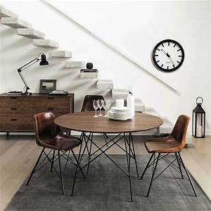 Table Ronde Maison Du Monde : coventry austerlitz des chaises inspirations eames guten morgwen ~ Teatrodelosmanantiales.com Idées de Décoration