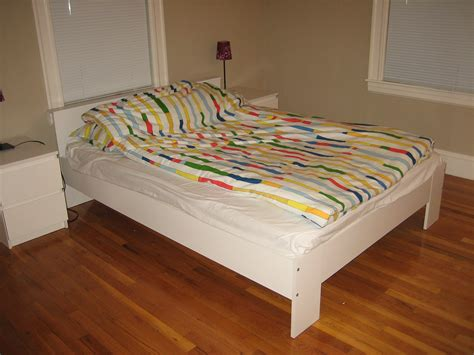 Best Ikea Bed Frame With Box Spring With Ikea Bedsteun