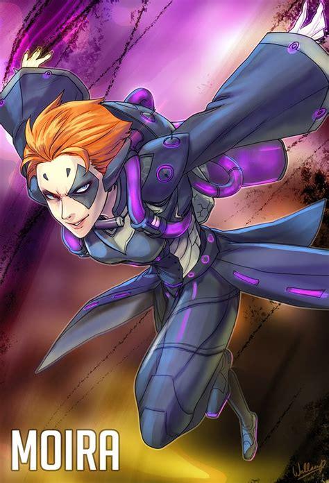 Moira Overwatch Sfw Image Moira O Deorain Image