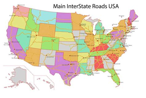 free interstate highway map - Video Search Engine at Search.com