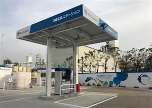 Station Hydrogène Prix : au japon l 39 heure est au d ploiement des stations de recharge l 39 hydrog ne ~ Medecine-chirurgie-esthetiques.com Avis de Voitures