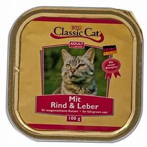 Bestes Katzenfutter Nass : classic cat nass katzenfutter nass katze der ~ Watch28wear.com Haus und Dekorationen
