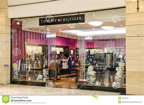 Tommy Hilfiger Store Editorial Photography  Image 34305157