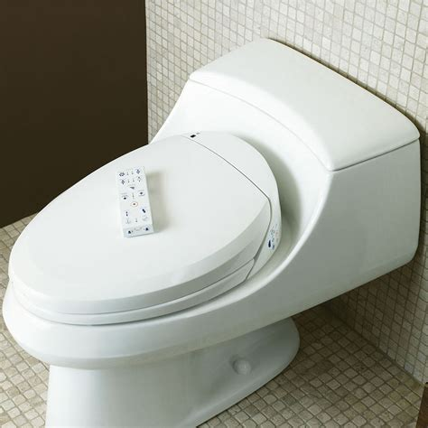 On Bidet by Bathroom Bathroom Toilet By Using Bidet
