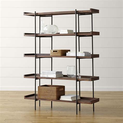 wood shelving wrought iron and wood shelves shelves