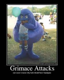 Grimace Funny