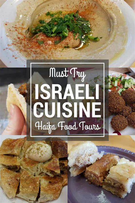 cuisine tour traditional cuisine on a haifa food tour savored journeys