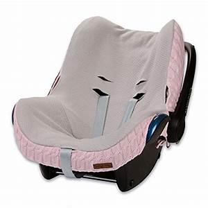 Römer Babyschale Bezug : baby s only 465521 bezug f r babyschale 0 zopf baby rosa ~ A.2002-acura-tl-radio.info Haus und Dekorationen