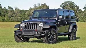 2017 Jeep Wrangler Rubicon Hard Rock  U2013 Driven