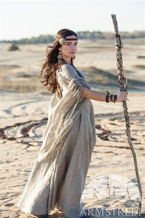 linen tunic labyrinth  sale   sackcloth