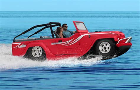 hibious car panther watercar world 39 s fastest amphibious vehicle