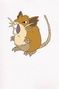 Raticate from Pokemon