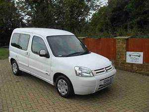 Citroen 2004 Berlingo Multispace Forte 1 9 D White  Car For Sale