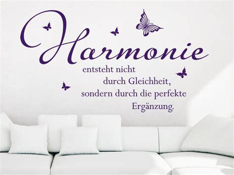 wandtattoo harmonie entsteht nicht durch wandtattoosde