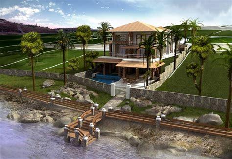 Europe Modern House 3d Design