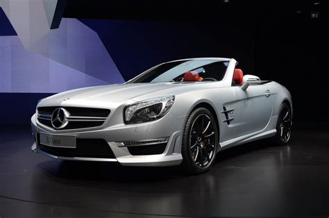 mercedes benz sl amg top speed