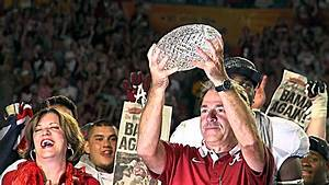 Nick Saban to be inducted into the Alabama Sports Hall of ...