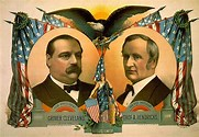 Image result for images election 1884 president