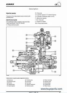 Claas Tractor Nectis 207 Workshop Service Manual Pdf