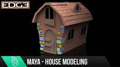Model A Cartoon House Tutorial