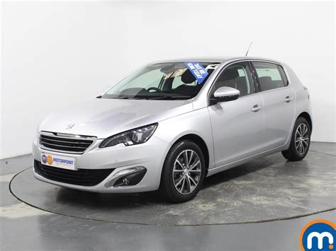 Used Peugeot For Sale by Used Peugeot 308 Cars For Sale Second Nearly New