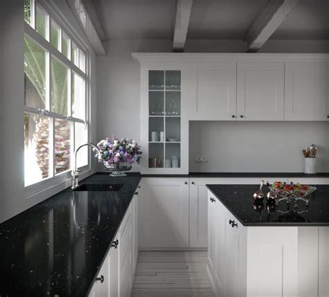 cocinas blancas  negras combinacion ganadora cosentino