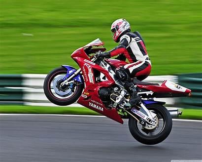 Motorcycle Race Yamaha Racing Superbike Wallpapers 4k
