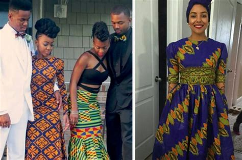 fierce af african prom dresses thatll give  life