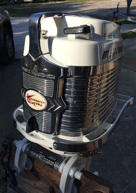 Mercury Outboard Motor Lineup by Mercury 400s 45 Hp Outboard Vintage Motor For Sale