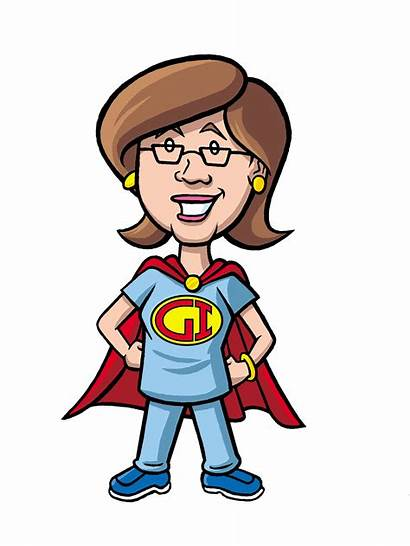 Superhero Clipart Nurse Transparent Webstockreview