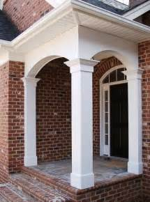 small bathroom window ideas porch columns traditional entry miami by