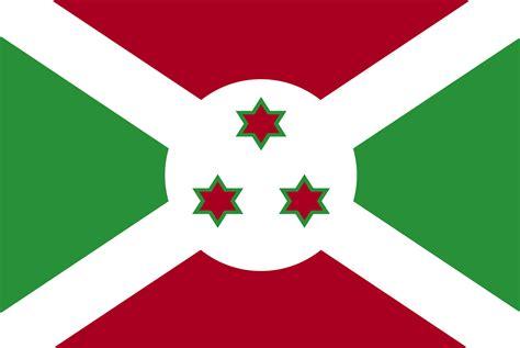 flag  burundi  clipart