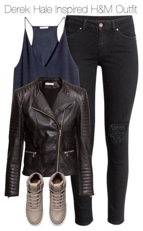 Derek Hale Inspired Hu0026M Outfit | Moda para damas Ponerse y Informal