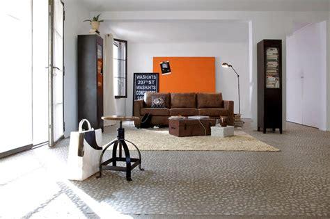 salon style industriel pratique fr