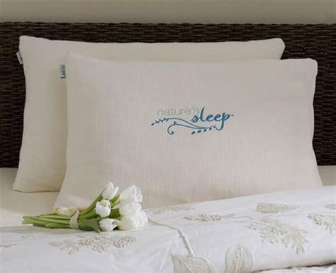 natures sleep pillows nature s sleep pillow set giveaway not quite susie