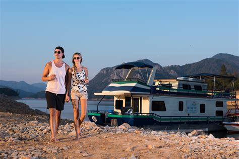 Lake Shasta Boat Rentals by Shasta Lake Houseboats Bridge Bay Marina
