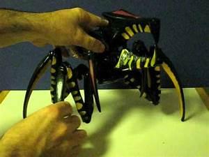 eBay Item Demo - Starship Troopers Warrior Bug - YouTube