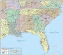 Large United States wall map, maps for business, USA maps