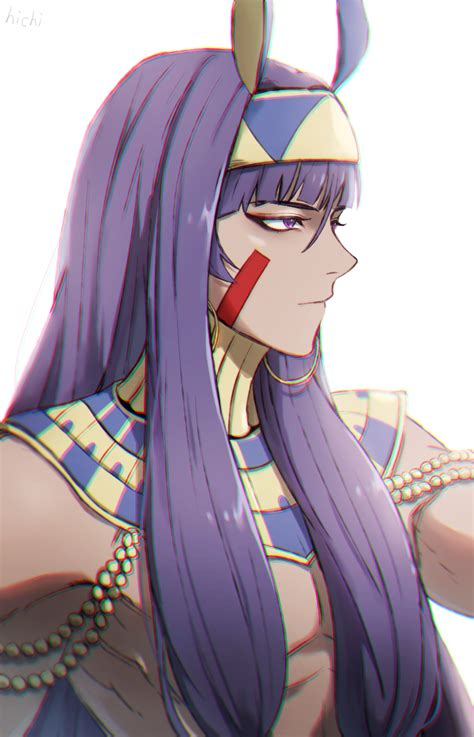 caster nitocris fategrand order zerochan anime