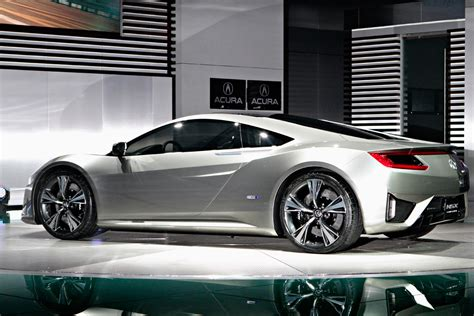 2012 naias acura nsx concept photo gallery speed sport