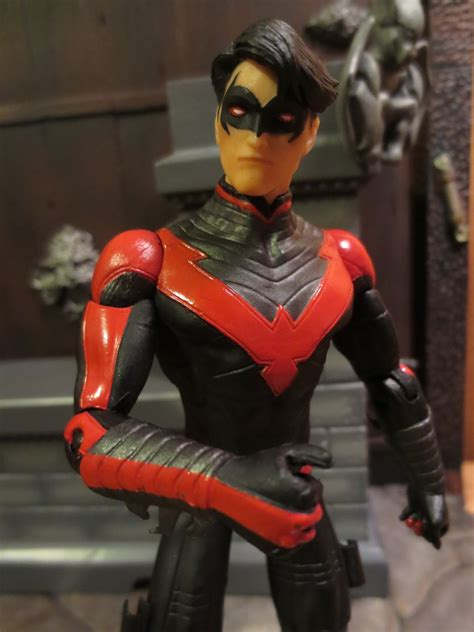 Action Figure Barbecue: Action Figure Review: Nightwing ...