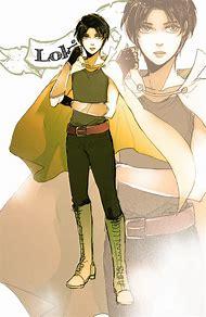 Anime Loki Laufeyson Thor