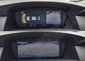 Bmw Idrive  Ccc  Picture In Picture Multimedia Video