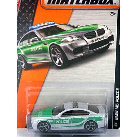 matchbox bmw matchbox bmw m5 police car global diecast direct