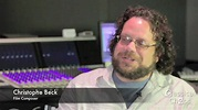 CHRISTOPHE BECK - Thoughts on Formal Music Training - YouTube