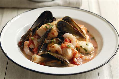 Mediterranean-style Fish Stew Recipe