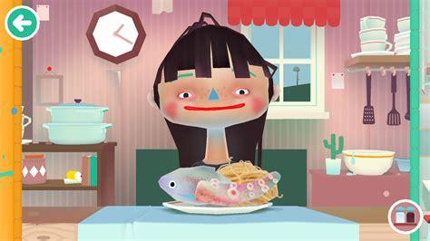 jeux de cuisine salade toca kitchen 2 applications android sur play
