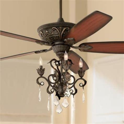 60 quot casa montego bronze chandelier ceiling fan 56358